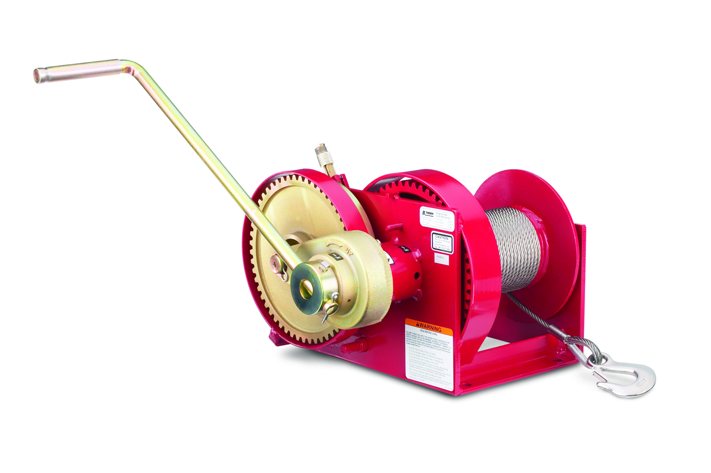 SKU M452 Winch Photo