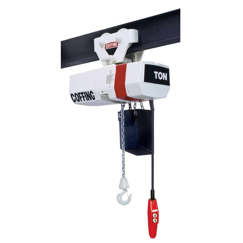 coffing 3 ton chain hoist manual
