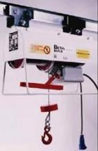 Beta Leo Portable Hoist, 2000 lb Capacity, 230V 3-Phase photo
