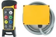 Tele-Radio Panther 8-Button, 3 Motion, Single Or Dual Speed Radio photo
