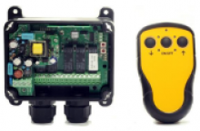 Tele-Radio Panther 3- Button, Single Speed Radio, PNS-03HST1 photo
