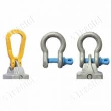 Tractel Dynafor LLX2 Shackles Accessory, 0.5 - 3-Ton, 111407  photo