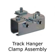 Duct O Wire Hanger Clamp 12g C Track Galvanized Fc Ch2f