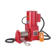 Thern Helical Worm Gear Power Winch, 460V, 2000 lb, 4771AC-3PH*E photo