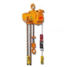 1/2 Ton Ingersoll Rand Spark Resistant Air Chain Hoist photo