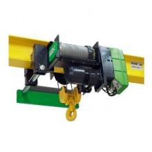 Stahl Electric Wire Rope & Motor Trolley | 3 Ton | 20' photo