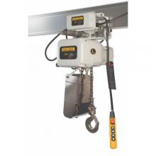 Harrington 1/4 Ton Food Grade Electric Hoist, 20', NERM003L-S-FG-20 photo